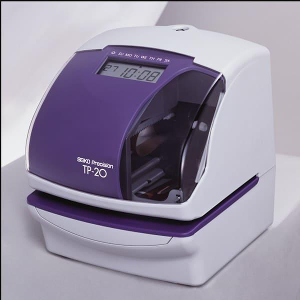SEIKO TP-20 Clocking In Machines