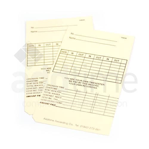 maruzen-atr-701-weekly-clock-cards