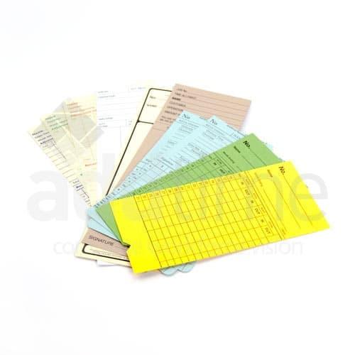 Bespoke Clock Cards